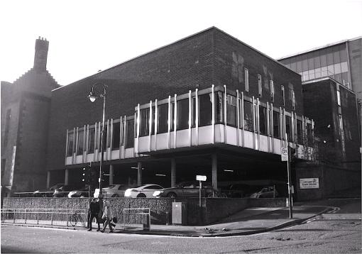 Gibson Street union:stevenson