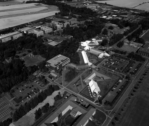 Heriot-Watt's stunning Riccarton Campus